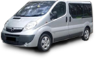 Opel Vivaro, 9-person. Long