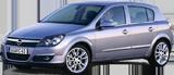 Opel Astra III 1,7 hatchback